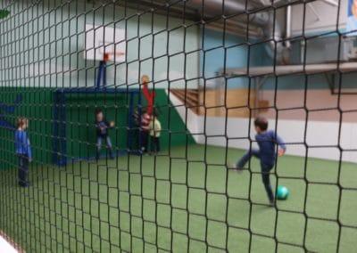 Fußballspielfeld im Erlebnispark Gevelsberg
