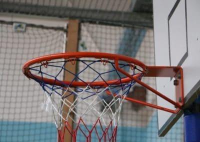 Basketballkorb im Erlebnispark Gevelsberg