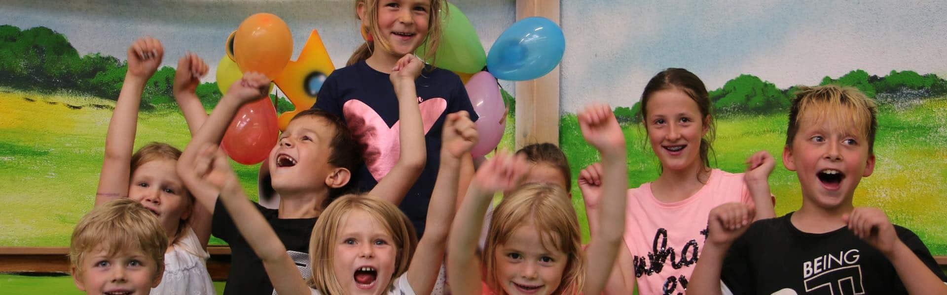 Kindergeburtstag im Erlebnispark Gevelsberg